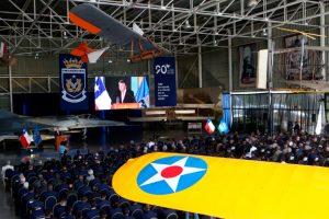 fach, 90 aniversario, Fuerza Aérea de Chile
