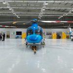 Falcon Aviation comienza a operar con nuevos AW169 en Kuwait