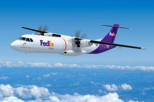 FedEx firma un contrato con ATR por 50 aviones de carga ATR 72-600F