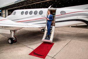 Flapper, avion ejecutivo
