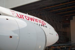 Eurowings transporta 2,4 millones de pasajeros en julio