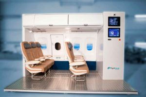 Flightlevel, simulador de cabina A320neo