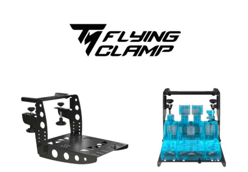 TM Flying Clamp, Airbus,