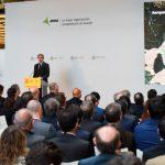 El ministro de Fomento presenta el Plan Inmobiliario del Aeropuerto de Barajas