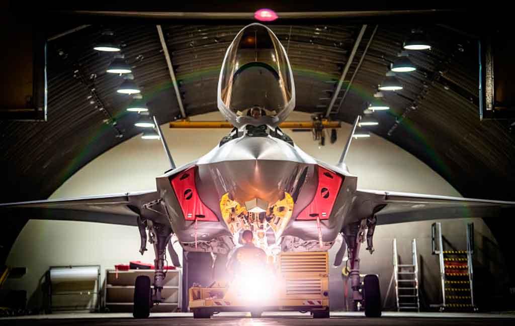 IAF, F-35, Israel