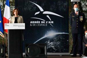 Ejército del Aire y del Espacio francés