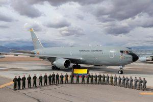 La Fuerza Aérea de Colombia participa en el Ejercicio Red Flag 19-2