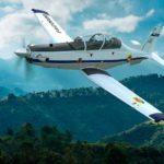 Nuevas aeronaves para entrenamiento en la Fuerza Aérea Colombiana