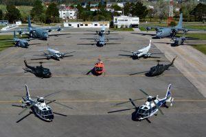 FAU, Fuerza Aérea Uruguaya, Carrasco