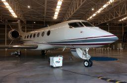 Gulfstream G500 en Chile
