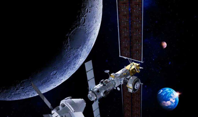 Thales Alenia Space proporcionará dos módulos para la estación espacial lunar