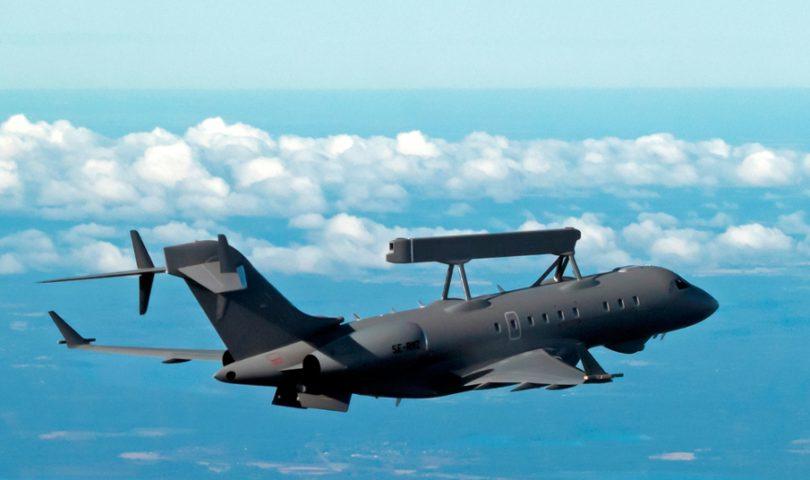 Global Eye, Bombardier, SAAB