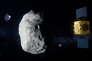 """GMV lidera el sistema que """"pilota"""" la misión HERA para defensa planetaria"""