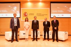 GMV lidera el mayor contrato de la industria espacial española