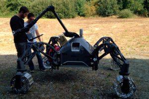 GMV lidera una ambiciosa campaña de pruebas de robótica espacial