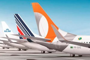 GOL amplía su acuerdo de código compartido con Air France-KLM en España