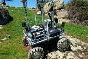 GMV realiza una intensa campaña de pruebas con vehículos de exploración planetaria