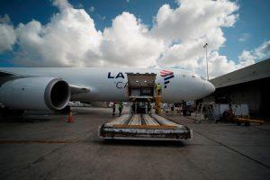 GRU Airport, GRU Airport y LATAM Cargo, la unidad de carga del Grupo LATAM Airlines, anunciaron la expansión de sus operaciones en el Aeropuerto Internacional de São Paulo, Guarulhos. LATAM Cargo