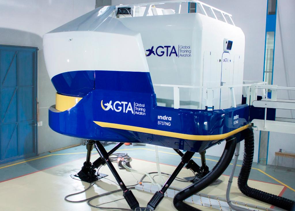 B737NG, simulador, GTA