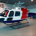 Helitrans acepta dos helicópteros a través del e-delivery de Airbus
