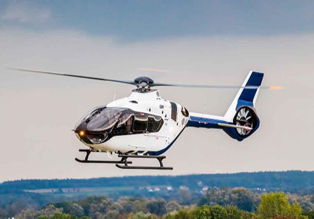 H135, Japón, Policía, Airbus Helicopters