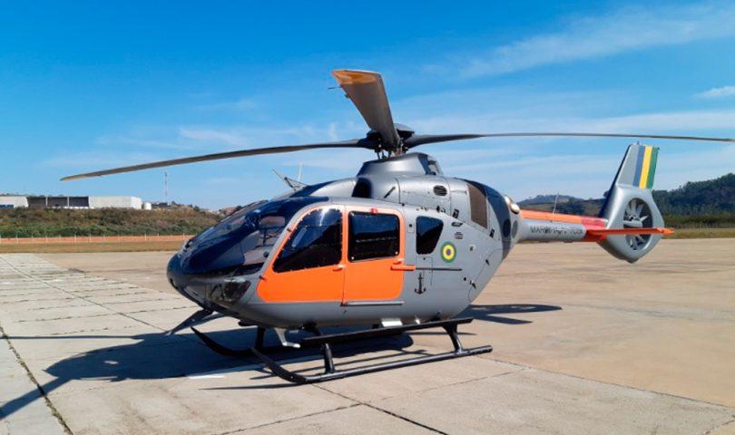 H135, helibras, Airbus Helicopters, helicóptero, Armada Brasil