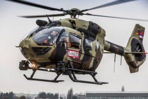 Serbia recibe el primero de los nueve H145M