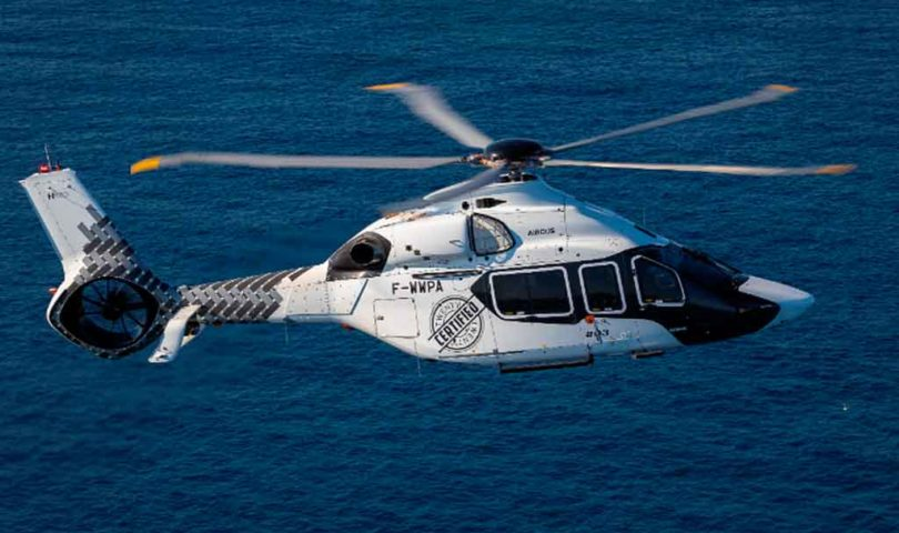 H160, helicóptero, Airbus Helicopters