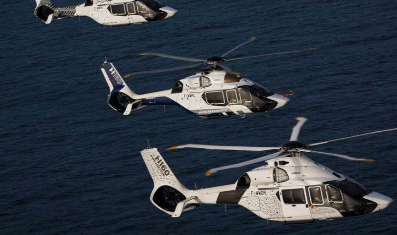 helicópteros, H160, Airbus Helicopters
