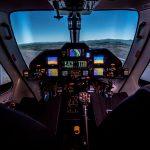 El simulador entrol H19 FTD basado en el AW109 aprobado por la CAA coreana