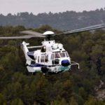 La Agencia Nacional de Policía de Japón ordena cinco nuevos helicópteros
