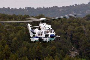 H225, Airbus Helicopters, Policía de Japón