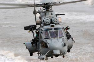 El H225M alcanza las 100.000 horas de vuelo
