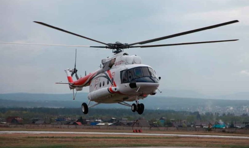 helicóptero, Mi-8AMT