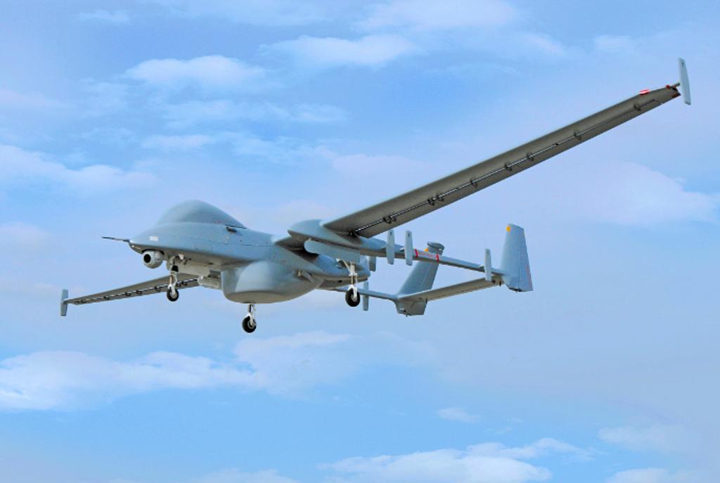 UAV, Heron, IAI,