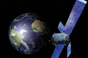 HISPASAT empieza a prestar servicios de telecomunicaciones desde 74º Oeste