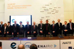 Los socios de iTEC y Eurocontrol se unen para desarrollar conjuntamente funciones de interoperabilidad del Cielo Único Europeo