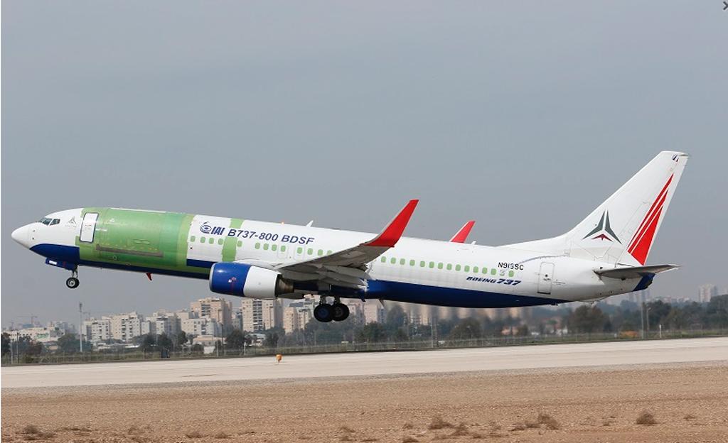 B737, IAI, Boeing, conversion,