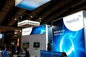 HISPASAT presenta en la IBC 2018 su nueva solución de video on demand vía satélite de la mano de Quadrille