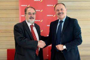 Iberia y FEDECALI renuevan su acuerdo comercial