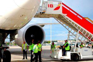 Iberia Airport Services amplía su vinculación con El Al en Madrid y Barcelona