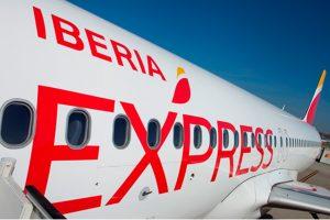 Iberia Express, Avión
