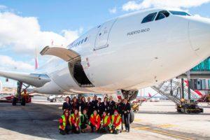 Iberia, Avión, Diversidad, Pilotos, Día de la Mujer