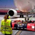 Iberia incorpora pushbacks eléctricos