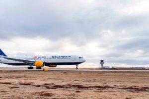 Icelandair, DB Schenker, B767, Boeing, Carga aérea