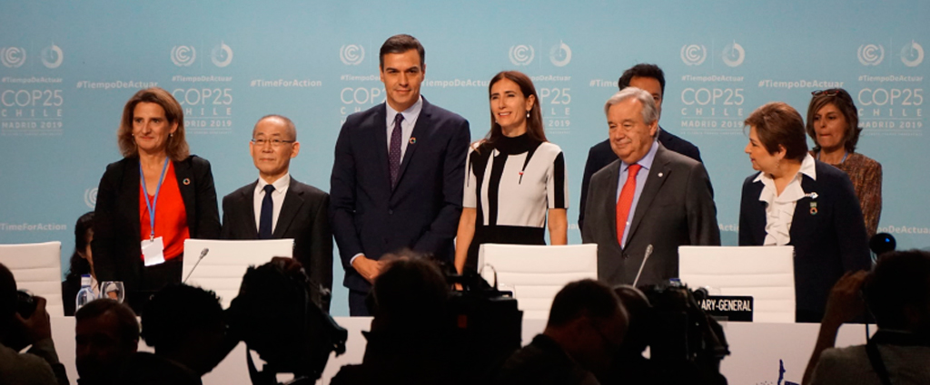 Inaauguracion COP25