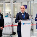 ITP Aero inaugura nueva planta en Bizkaia