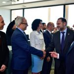 Ábalos inaugura el nuevo Centro de ENAIRE en Valencia
