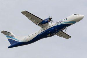 IndiGo recibe su primer ATR 72-600