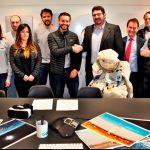 Indra firma un acuerdo con la start up Zero 2 Infinity